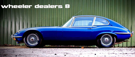 Wheeler Dealers 8 on Discovery